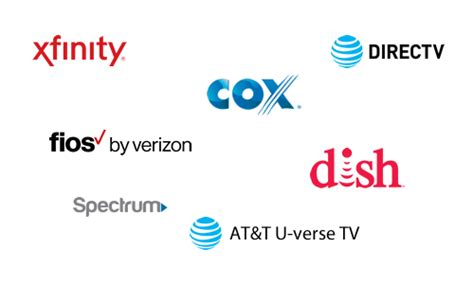 Compare TV Providers: The Best Cable TV and Satellite Service