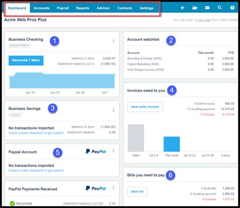 Free small business accounting software—Wave