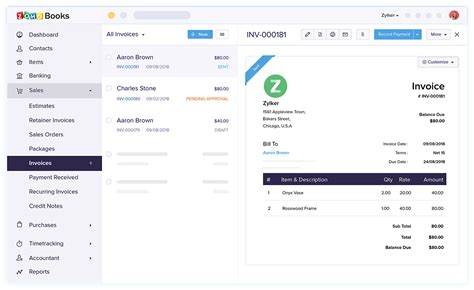 6 Best Free Accounting Software 2019 - Fit Small Business